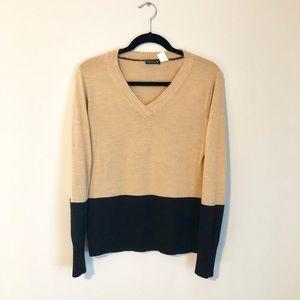 🖤 Venus Color-Block Sweater 🖤